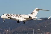 C-GCDS, Bombardier Global Express, Private