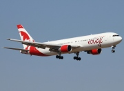 C-GHPE, Boeing 767-300ER, Air Canada Rouge