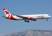 C-GHPN, Boeing 767-300ER, Air Canada Rouge