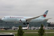 C-GHQY, Boeing 787-8 Dreamliner, Air Canada