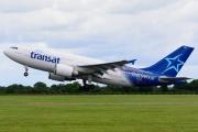 C-GLAT, Airbus A310-300, Air Transat