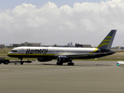 C-GMYD, Boeing 757-200, Harmony Airways