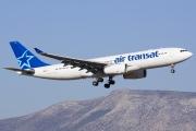 C-GPTS, Airbus A330-200, Air Transat