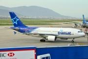 C-GTSH, Airbus A310-300, Air Transat