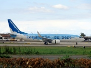 C-GWSZ, Boeing 737-800, WestJet