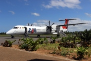 C9-AUL, De Havilland Canada DHC-8-400Q Dash 8, LAM Linhas Aereas de Mocambique