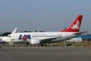 C9-BAP, Boeing 737-500, LAM Linhas Aereas de Mocambique