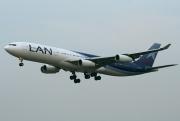 CC-CQG, Airbus A340-300, Lan Airline