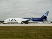 CC-CWY, Boeing 767-300ER, Lan Ecuador