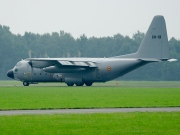 CH13, Lockheed C-130H Hercules, Belgian Air Force