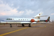 CM-02, Dassault Falcon 20E Mystere, Belgian Air Force