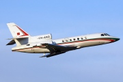 CN-ANO, Dassault Falcon 50EX, Royal Moroccan Air Force