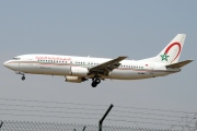 CN-RMX, Boeing 737-400, Royal Air Maroc