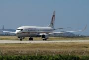 CN-RNJ, Boeing 737-800, Royal Air Maroc