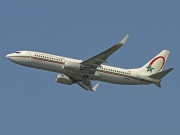 CN-ROC, Boeing 737-800, Royal Air Maroc