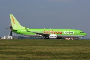 CN-RPF, Boeing 737-800, Jet4you.com