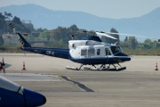 CP-2, Bell 412SP, Cyprus Police