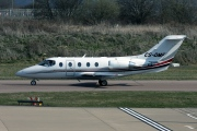 CS-DMF, Hawker (Beechcraft) 400XP, NetJets Europe
