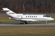 CS-DRQ, Hawker 800XP, NetJets Europe