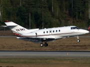 CS-DRZ, Hawker 800XP, NetJets Europe