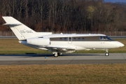 CS-DUC, Hawker 750, NetJets Europe