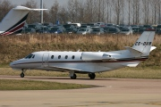 CS-DXR, Cessna 560-Citation XLS, NetJets Europe
