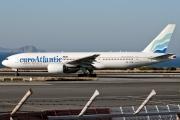 CS-TFM, Boeing 777-200ER, EuroAtlantic Airways