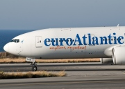 CS-TFM, Boeing 777-200ER, EuroAtlantic Airways