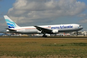 CS-TFT, Boeing 767-300ER, EuroAtlantic Airways