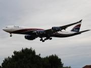 CS-TFX, Airbus A340-500, Arik