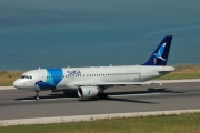 CS-TKP, Airbus A320-200, SATA International