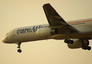 CS-TLX, Boeing 757-200, EuroAtlantic Airways