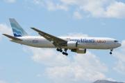 CS-TLZ, Boeing 767-300ERF, TMA - Trans Mediterranean Airways
