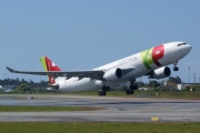 CS-TOO, Airbus A330-200, TAP Portugal