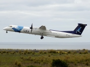 CS-TRD, De Havilland Canada DHC-8-400Q Dash 8, SATA Air Acores