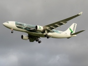 CS-TRY, Airbus A330-200, Azores Airlines