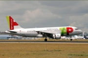 CS-TTO, Airbus A319-100, TAP Portugal