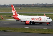 D-ABBE, Boeing 737-800, Air Berlin