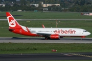 D-ABBG, Boeing 737-800, Air Berlin