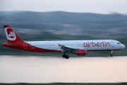 D-ABCH, Airbus A321-200, Air Berlin