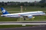 D-ABDJ, Airbus A320-200, Azerbaijan Airlines
