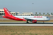 D-ABDR, Airbus A320-200, Air Berlin