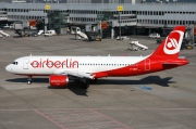 D-ABDT, Airbus A320-200, Air Berlin