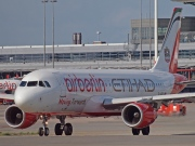 D-ABDU, Airbus A320-200, Air Berlin
