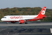 D-ABFH, Airbus A320-200, Air Berlin