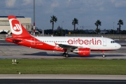 D-ABGN, Airbus A319-100, Air Berlin