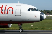 D-ABGO, Airbus A319-100, Air Berlin