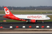 D-ABGR, Airbus A319-100, Air Berlin