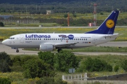 D-ABIA, Boeing 737-500, Lufthansa