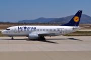 D-ABIX, Boeing 737-500, Lufthansa